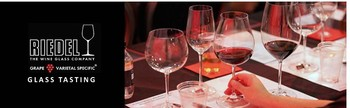 Riedel Performance Tasting Event